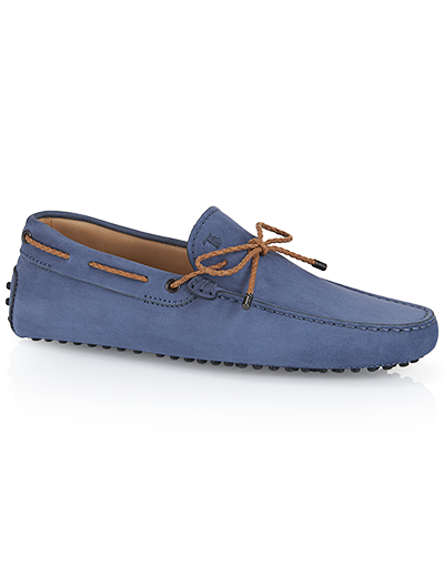 ef960d69a3a Tod s Gommino Driving Shoes in Nubuck - Men Shoes