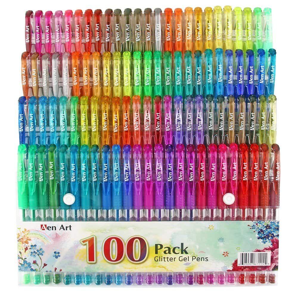 gel pen | Glitter pens personalized custom Pen