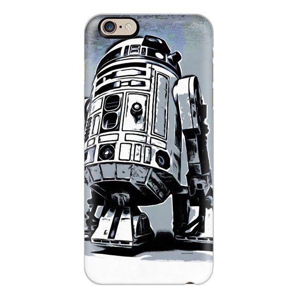 iPhone 6 Plus/6/5/5s/5c Case - Star Wars R2D2 Robot ($40