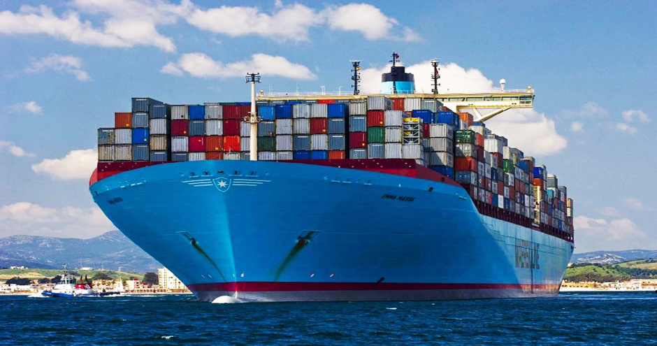 Contact us for international freight shipping services in