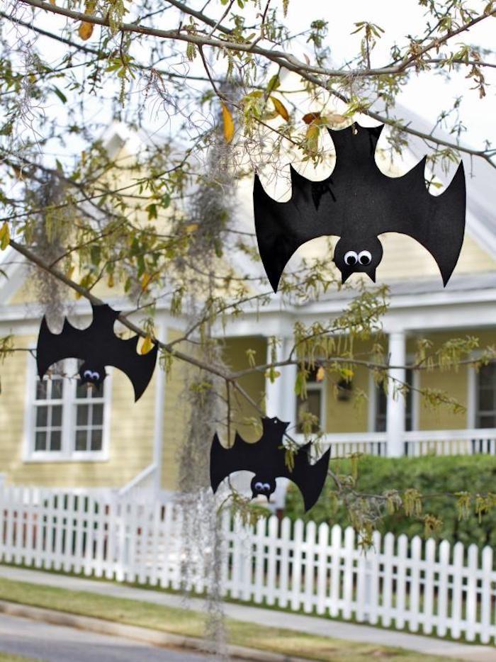 ▷ 1001 + Ideen Und Bilder Zum Thema Fledermaus Basteln | Fledermaus  Basteln, Fledermaus Und Einfache Dekorationen
