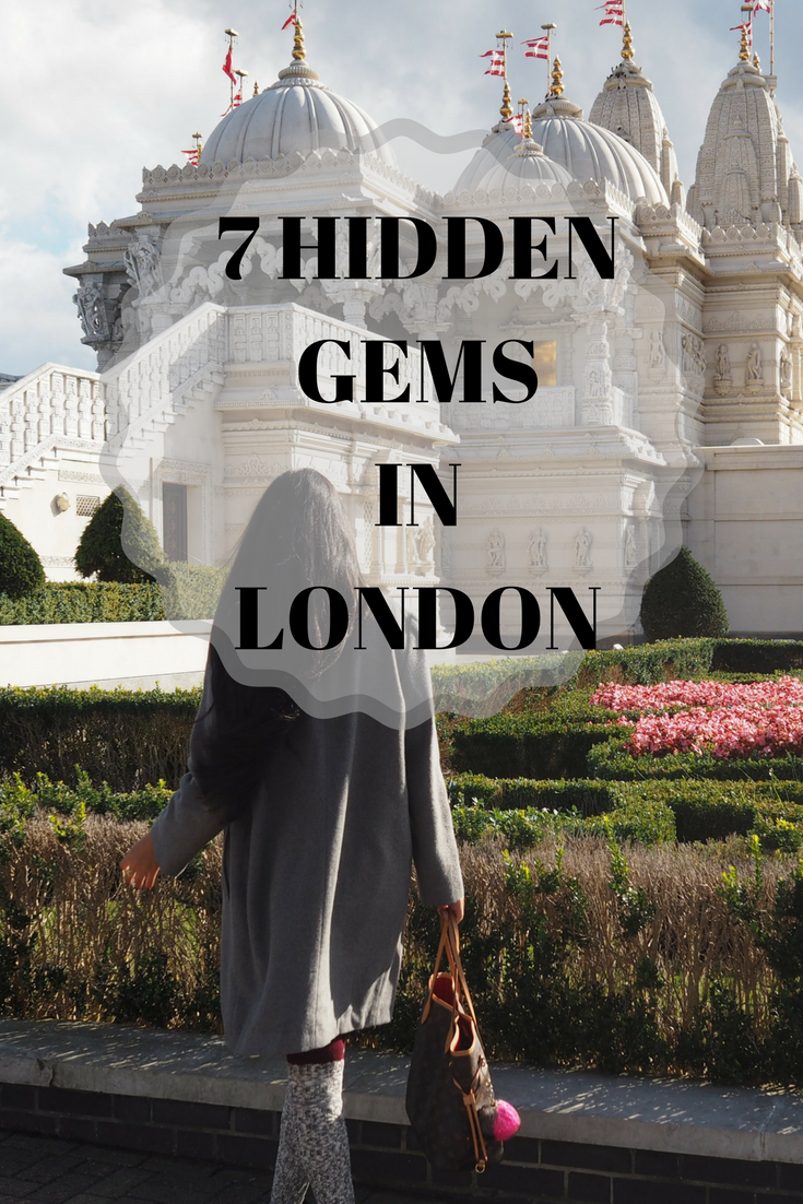 London's hidden gems: there are the places you cannot miss!
