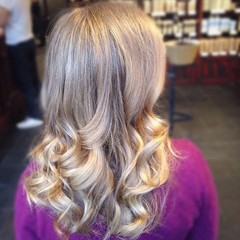 Goldie locks  :: RedBloom Salon