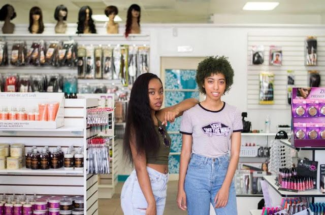 Meet The Two Sisters Who Are The Youngest Owners Of A Beauty Supply Store In California Black Beauty Supply Beauty Supply Store Beauty Supply