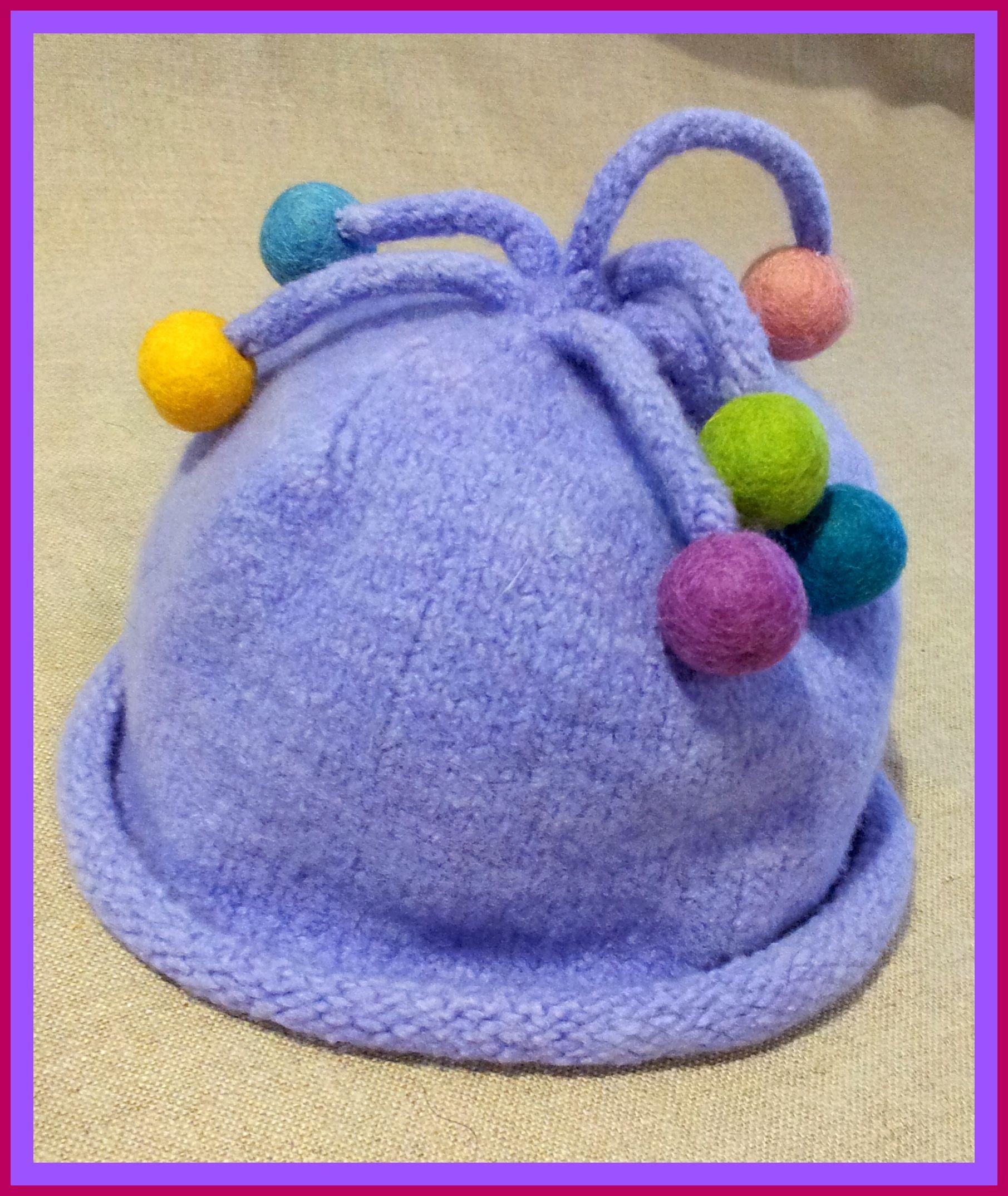 a82040c9851 Malabrigo felted baby hat kit! Wow