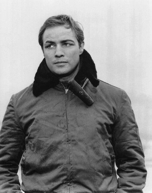 "Marlon Brando - ""On the Waterfront"" Best Actor"
