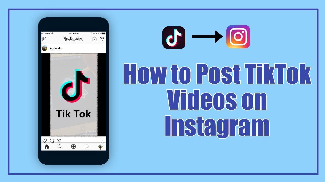 How To Post A Tiktok Video On Instagram Kapwing Resources Instagram Emoji Clipart Video App
