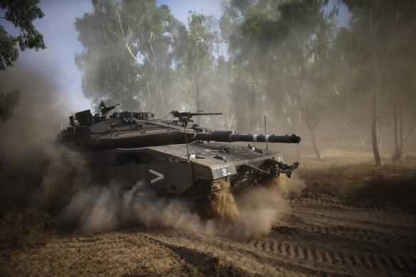 Israeli Armor photo thread- Operation Protective Edge - Page 3 - AR15.COM