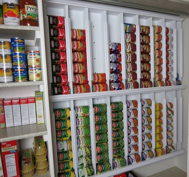 Pantry Canned Food Storage Home Ideas Pinterest Storage Systems Can Storage And Pantry