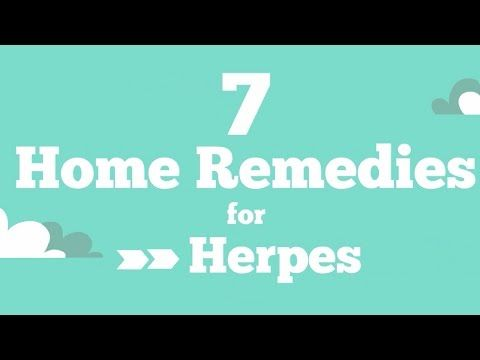 21 Home Remedies for Herpes Treatment - Home Remedies - Natural