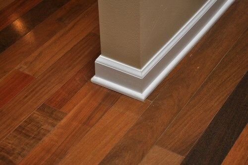 Painting Vs Staining Quarter Round Shoe Molding Trim Moldings And Trim Floor Molding Baseboards