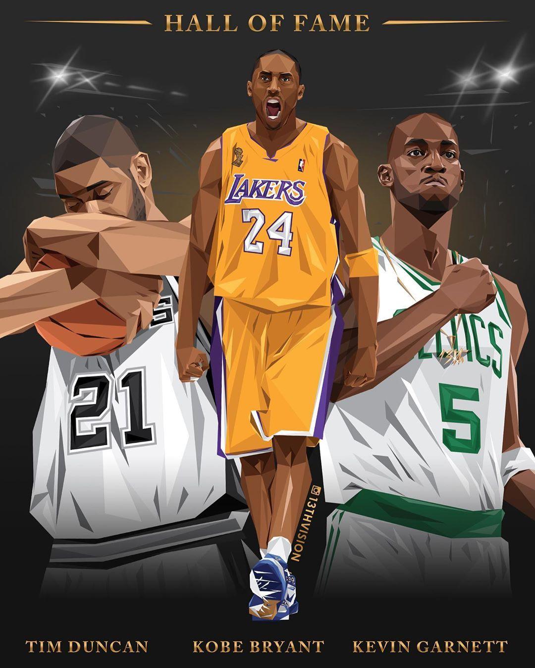 Pin By Elijah Camacho On Basketball Legends In 2020 Nba Legends Kobe Bryant Kevin Garnett
