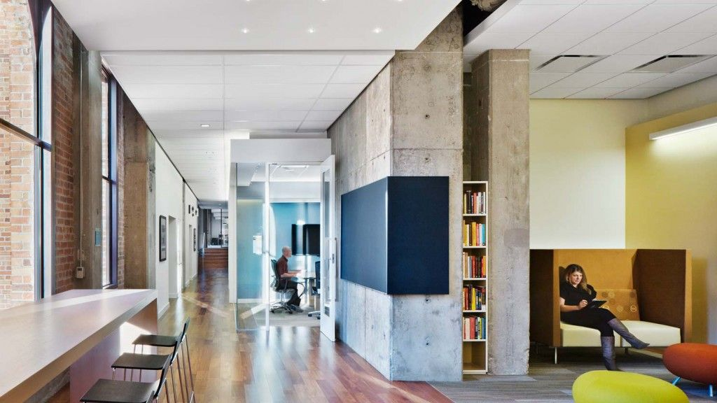 The Wharton School Of The University Of Pennsylvania, San Francisco |  Projects | Gensler