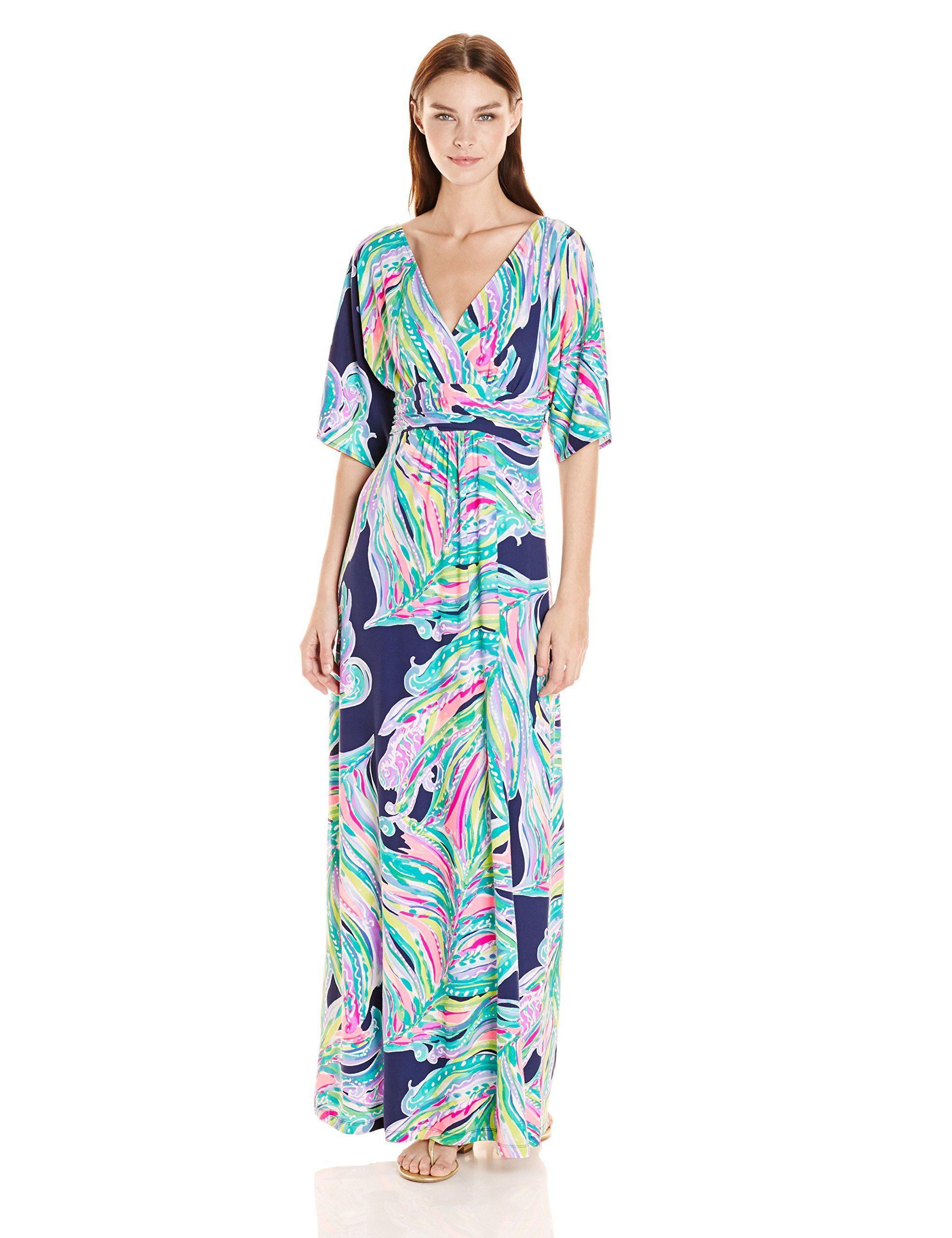 Lilly Pulitzer Women\'s 23900 : Parigi Maxi Dress | Styles Fashion ...