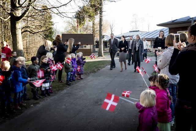 Besøg i Troldehøj | MaryFonden.dk