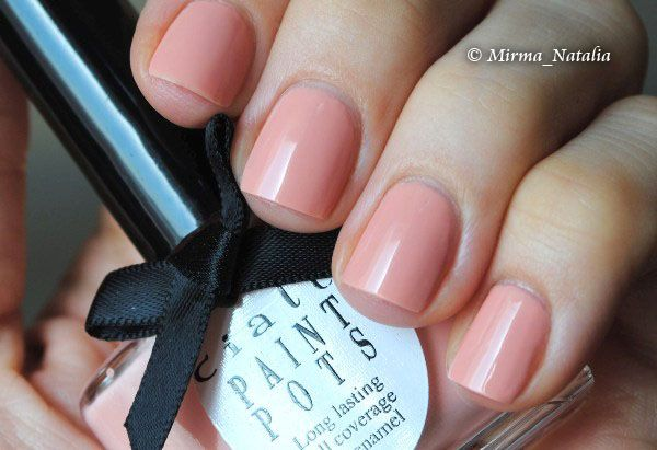 Ciate Sugared Almonds 057 сравнение на ромашке Nail Polish Nails Polish