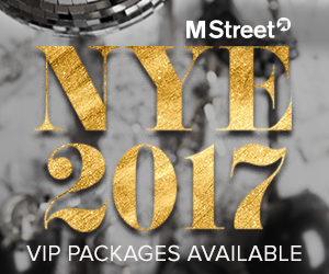DEC. 31, 2016 New Year's Eve on M Street in Nashville