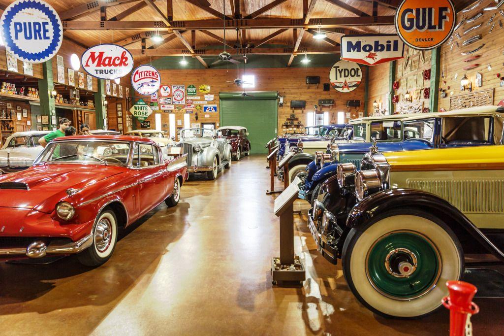Fort Lauderdale Antique Car Museum Puzzle In Cars Amp Bikes