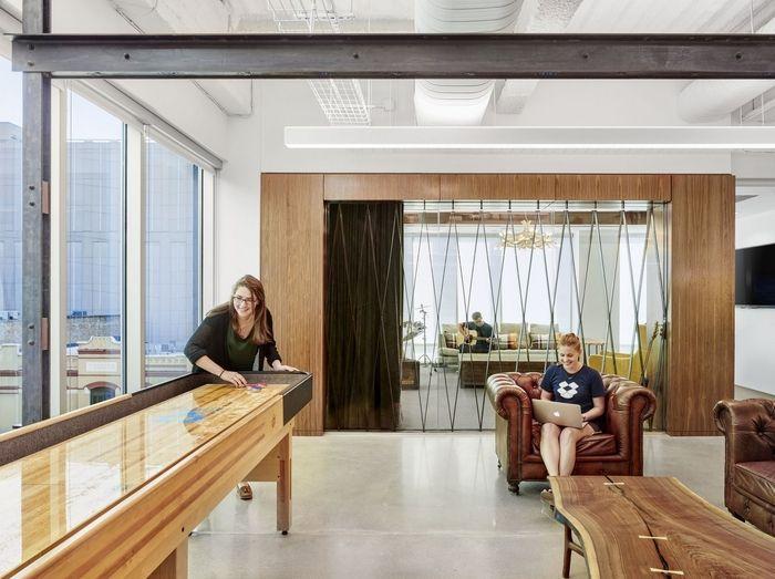 Dropbox Austin Office Design 8
