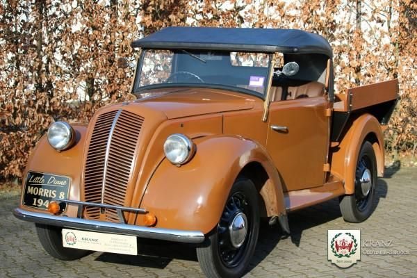 Morris 8/40 Pickup 1948br