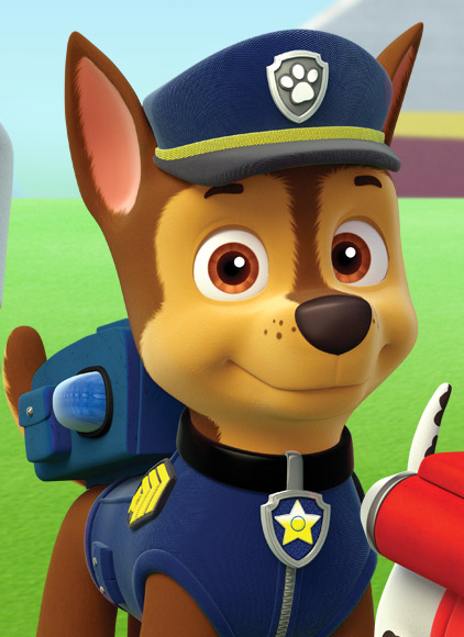 PAW Patrol (team) - Paw patrol coloring, Paw patrol party, Paw patrol, Chase paw patrol, Paw patrol cake toppers, Paw patrol cake - General Info Appearances