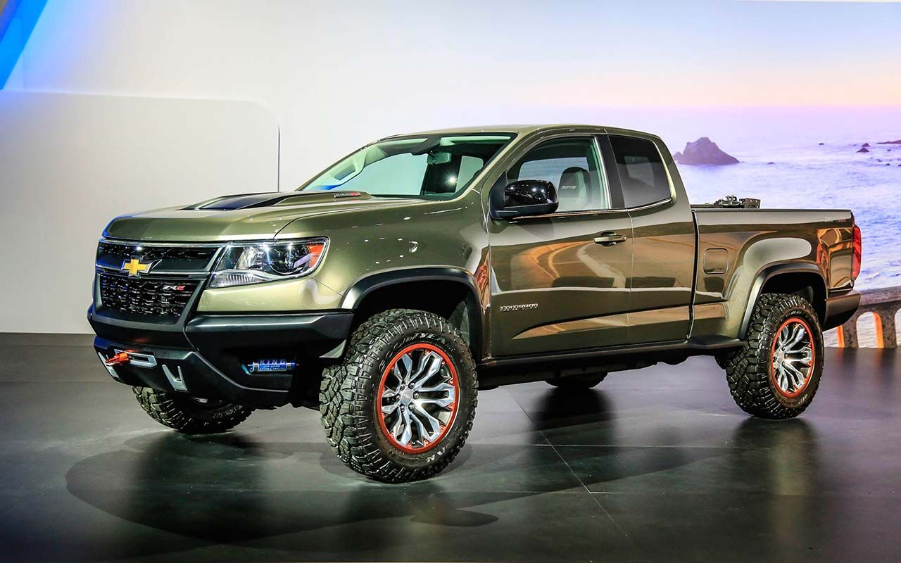 New 2017 Chevy Colorado Sel Http Www Carmodels2017