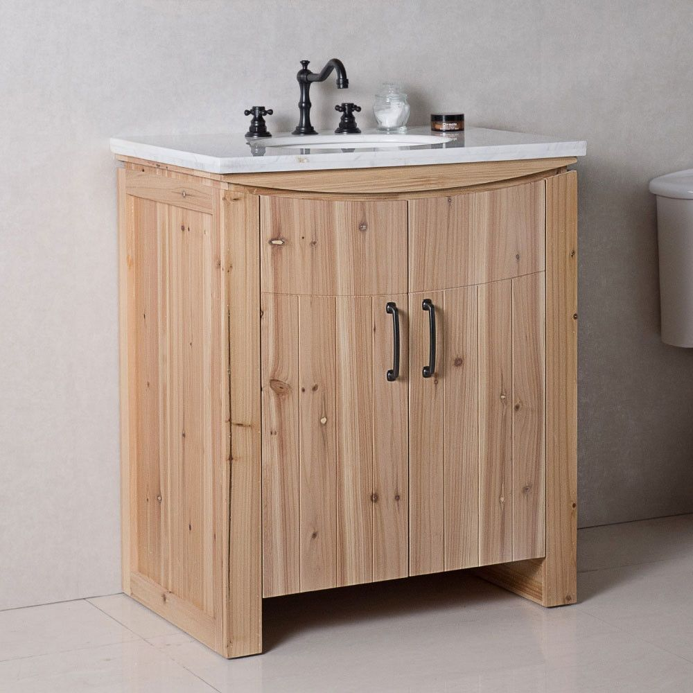 bellaterra home 30 in single vanity in light oak with jazz white rh in pinterest com