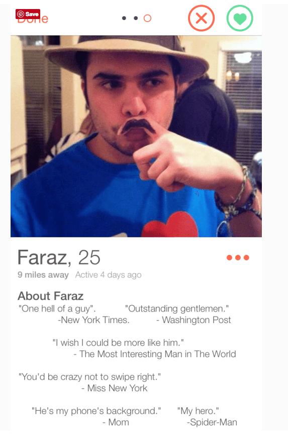 Funny Tinder Profile Tinder Humor Funny Tinder Profiles Flirting Memes