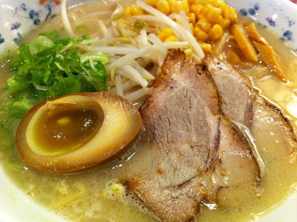 Placemark on Benkei Ramen Restaurant