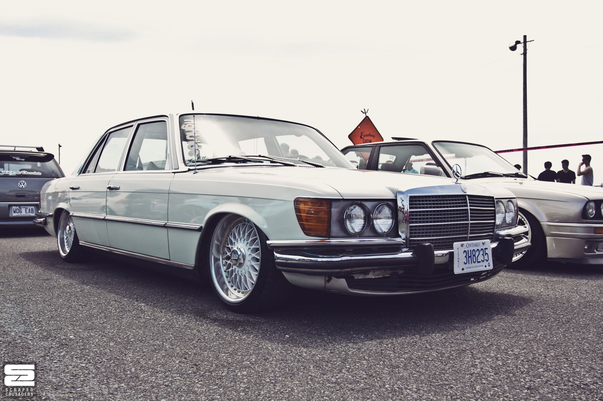 Stanced w116 google zoeken drool pinterest for Google mercedes benz