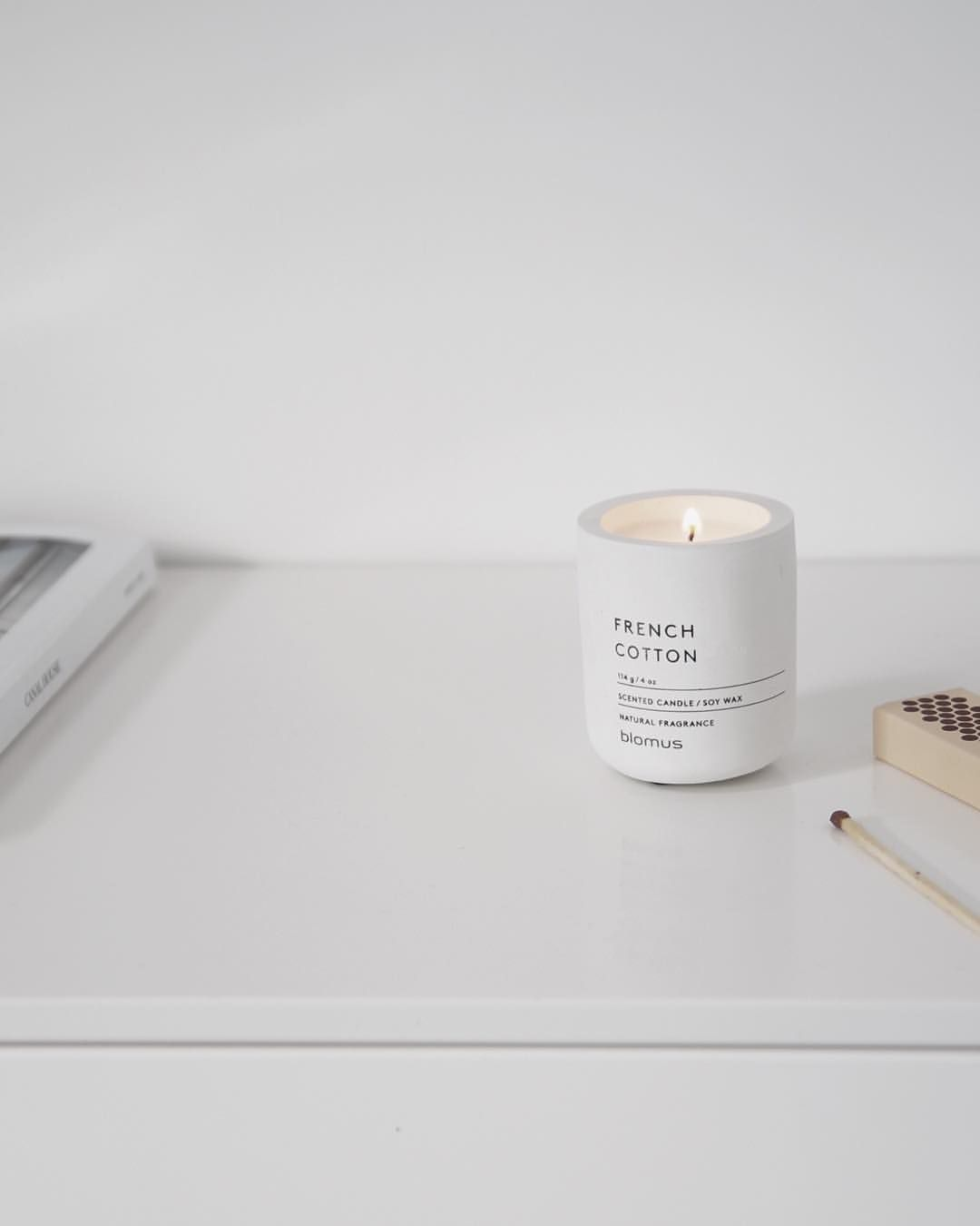 Pin By Christine Spangler On Be Well Minimalist Candles Minimal