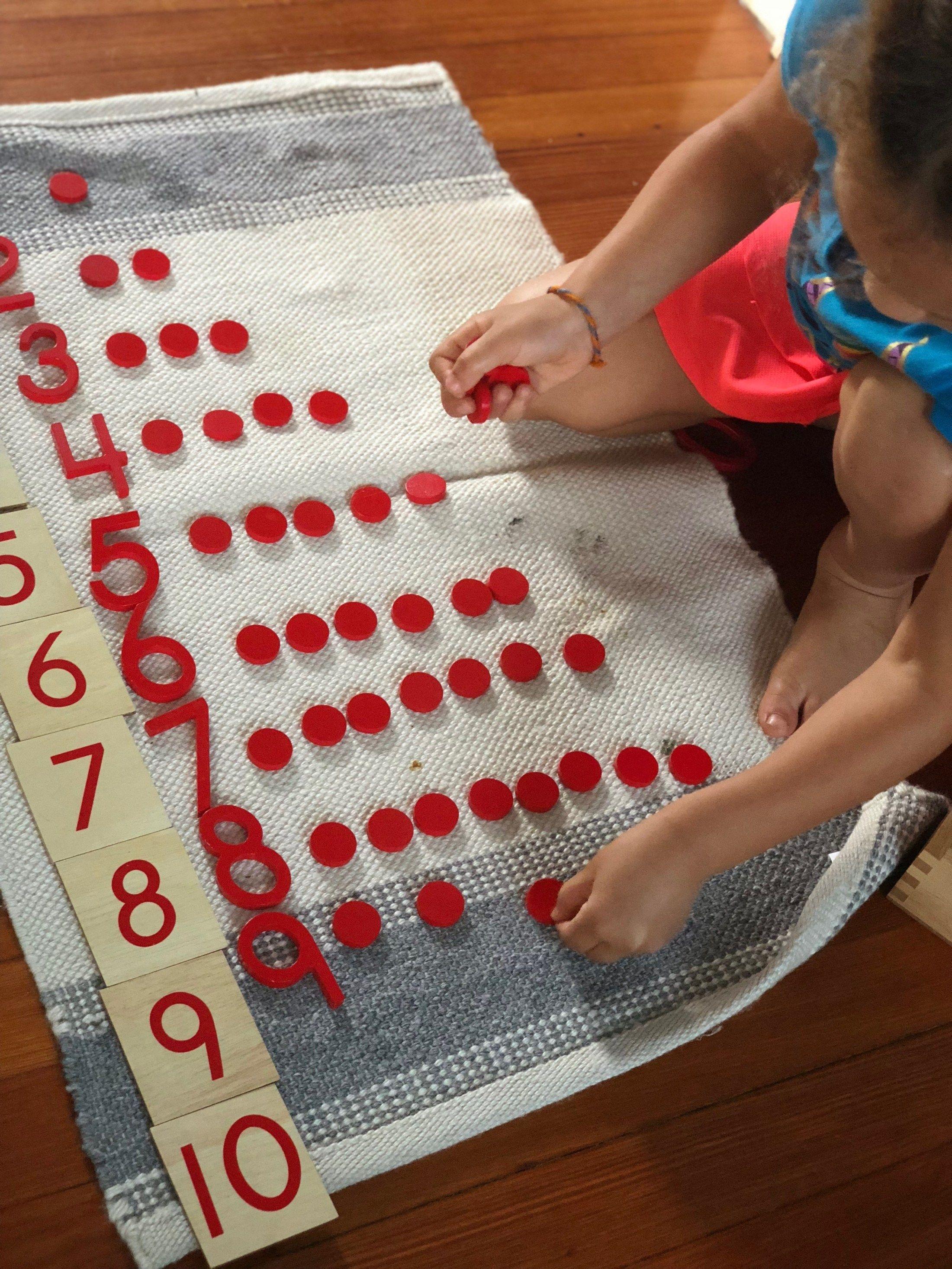 Number Sense For Pre K Math Confidence
