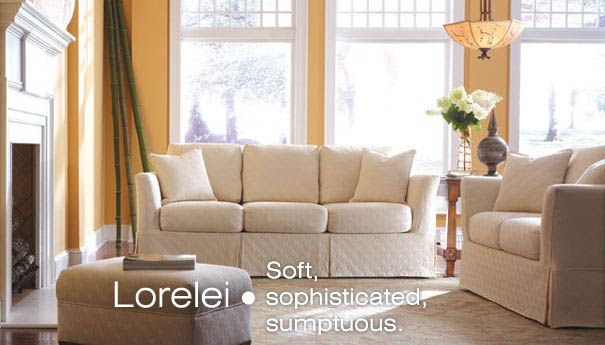 Apartment Sized sofas - Small sofas - Simplicity Sofas ...