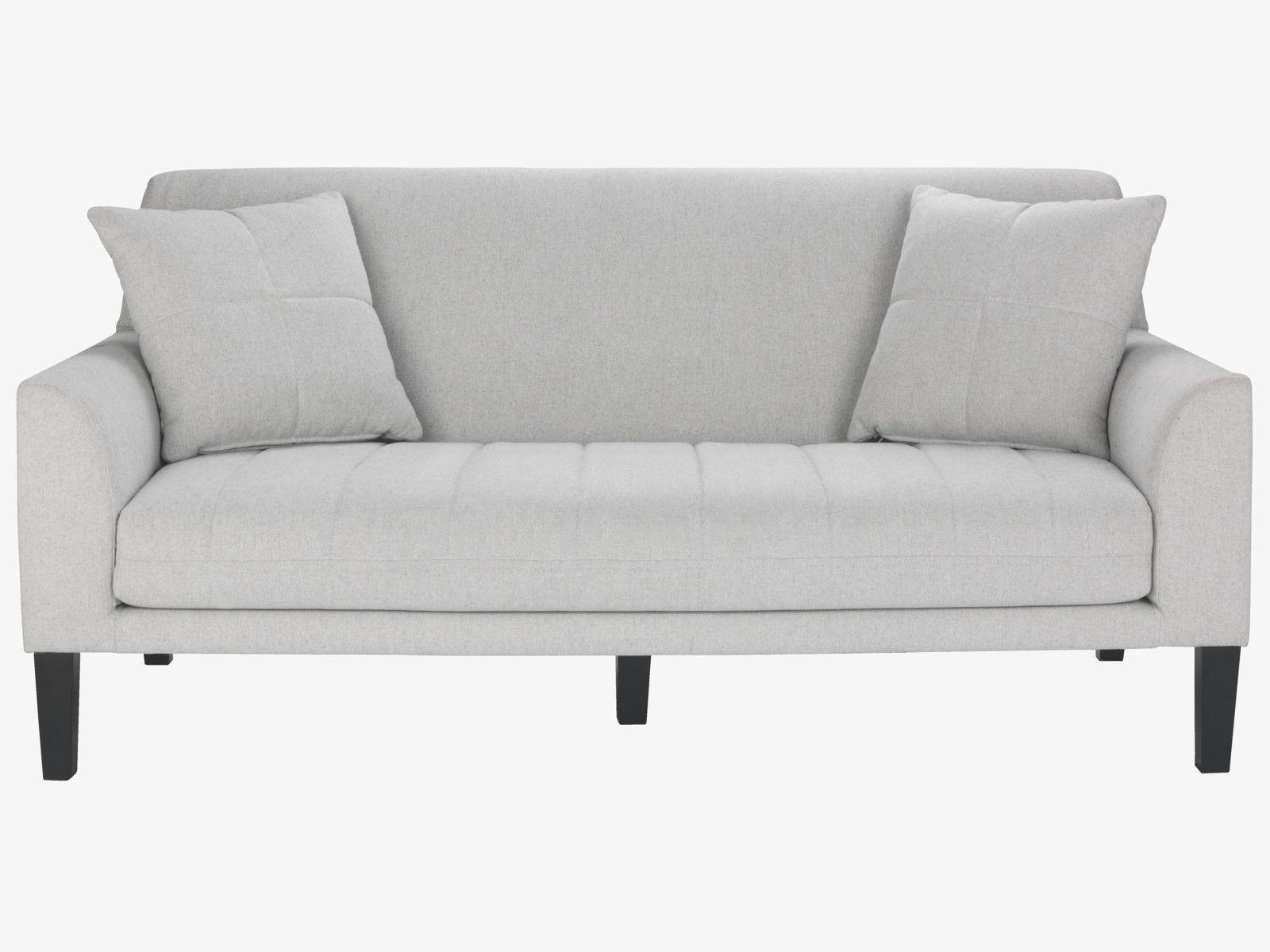 Bun Neutral Fabric Natural Wool 2 Seat Sofa Habitatuk Sofa Furniture 2 Seater Sofa Sofa