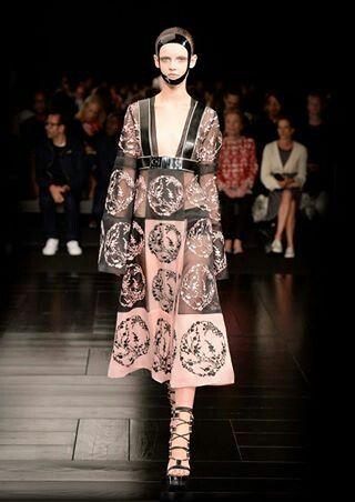 Alexander McQueen Spring/Summer 2015 collection
