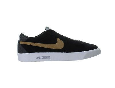 reputable site 73705 ca5c7 Mens Nike Bruin SB Premium SE QS Lost Art Black Gold White Brown 716814-071