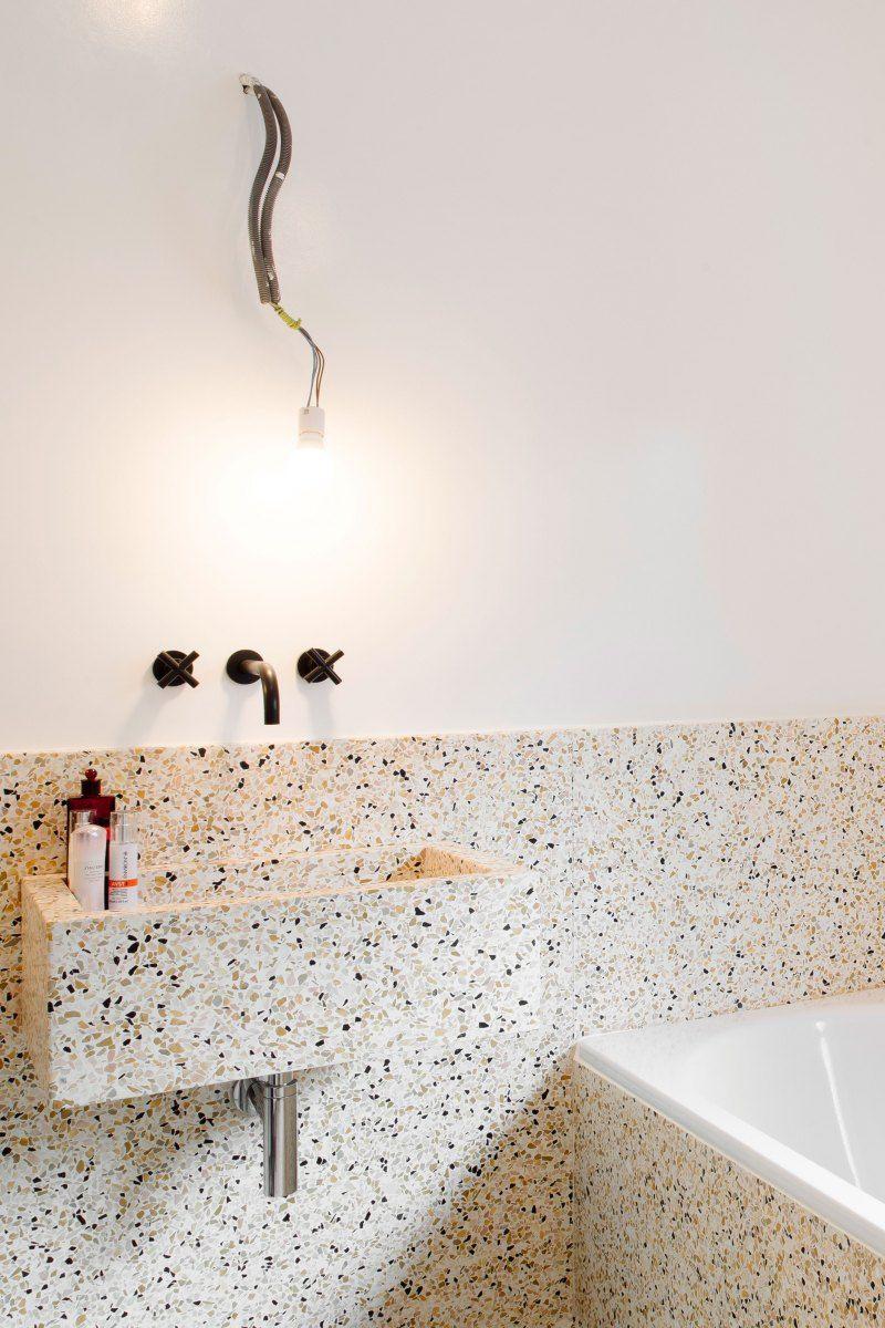 das beste an einem leben in terrazzo ist dass er sich dem eigenen geschmack entsprechend. Black Bedroom Furniture Sets. Home Design Ideas