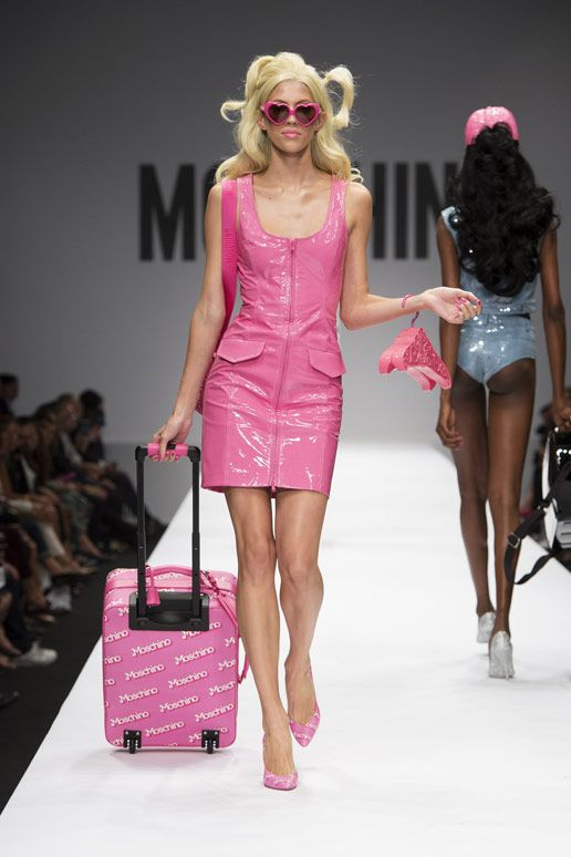 MOSCHINO WOMAN SPRING / SUMMER 2015