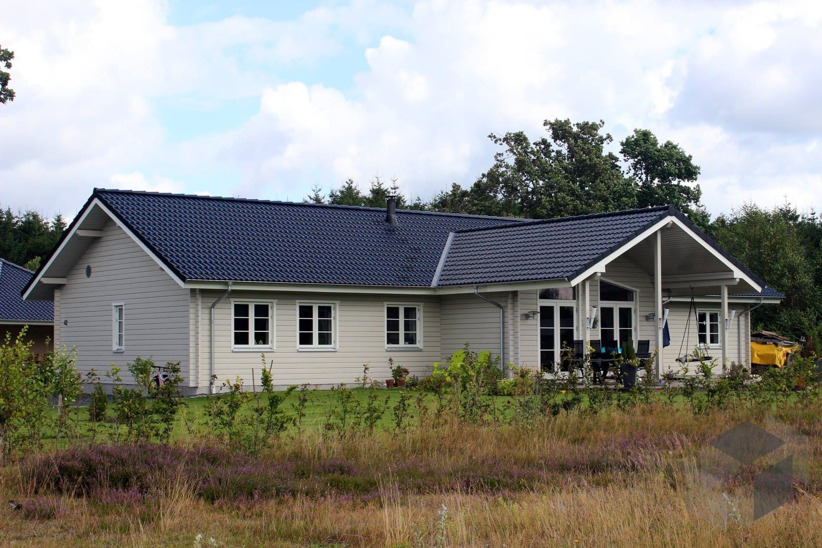 Tunö von Fjorborg-Häuser by Merlin ➤ Alle Haustypen ✓ Beste ...
