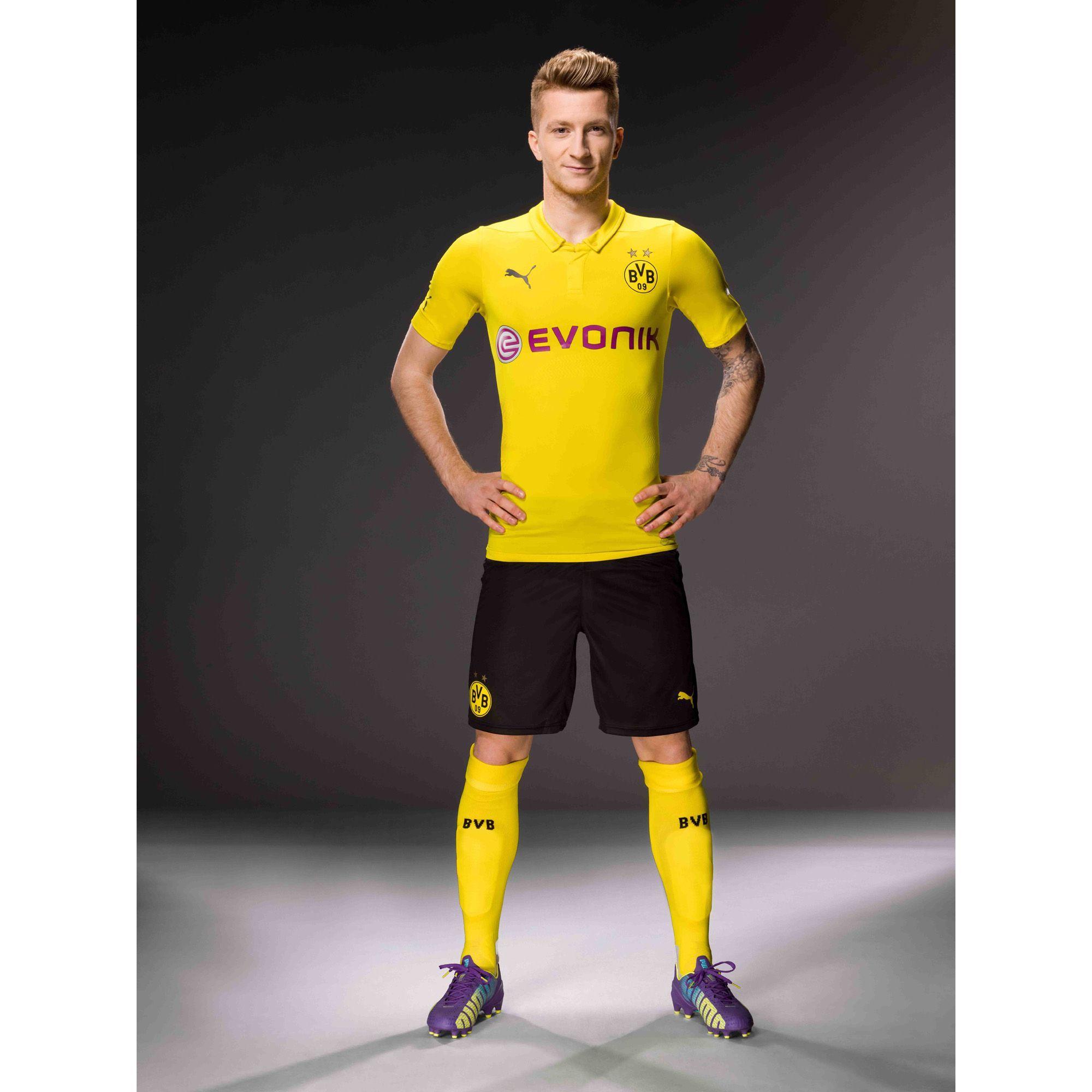 finest selection 6511a 8b1a2 Marco Reus im Borussia Dortmund/BVB - Champions League ...