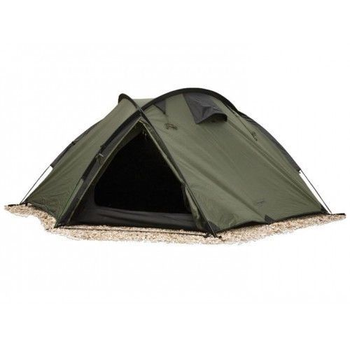 6 Person Family Camping Tent Hiking Beach Canvas Swag Dome Waterproof