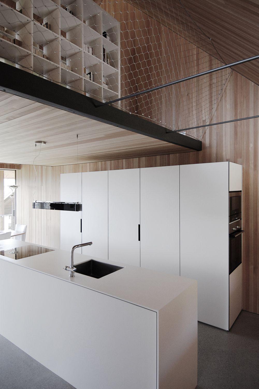 Wohnhaus Summer / Marte.Marte Architekten | Interior | Pinterest ...