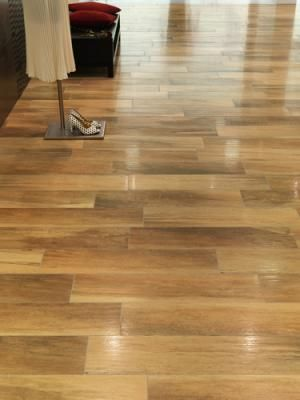 Wood Look Ceramic Tile This Is What We Are Going To Install In
