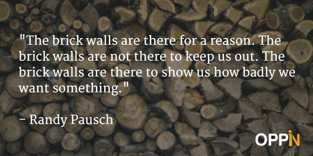#WisdomWednesdays #foodforthought #walls