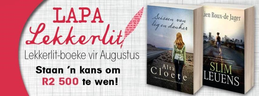 Lekkerlit 2014 Skop Af With Images Get Reading Book Cover