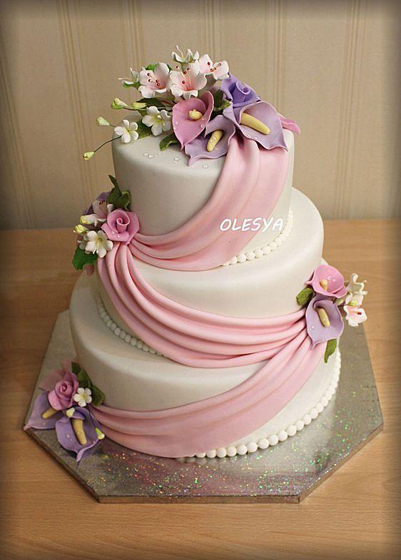 Свадебные торты Свадебные торты #62