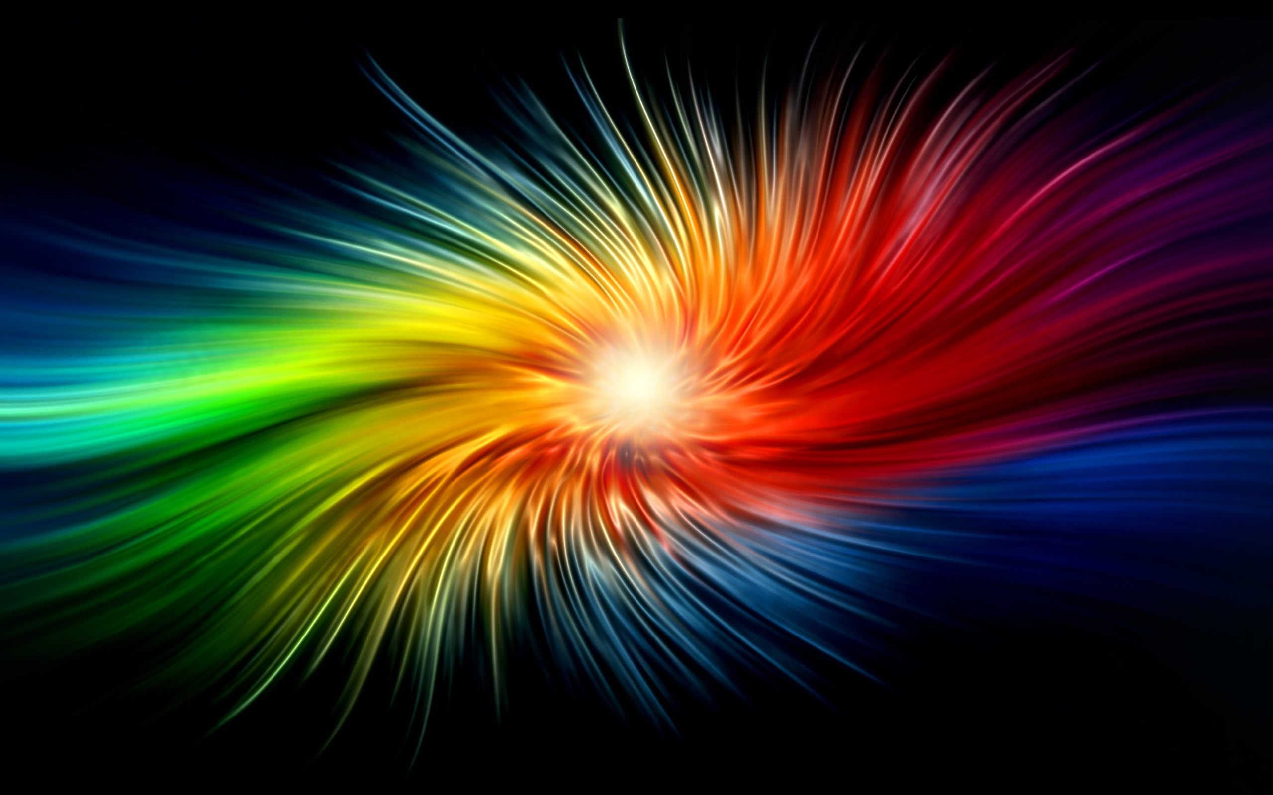 3D abstract art colorful background. Bright Wallpapers