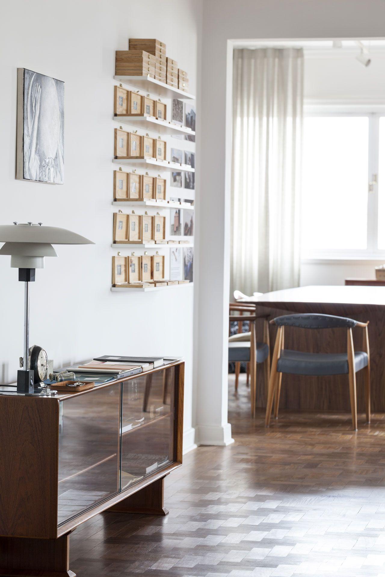 Renovated apartment in são tomás building an ode to modernism by felipe hess yatzer danish designsao paulomodern