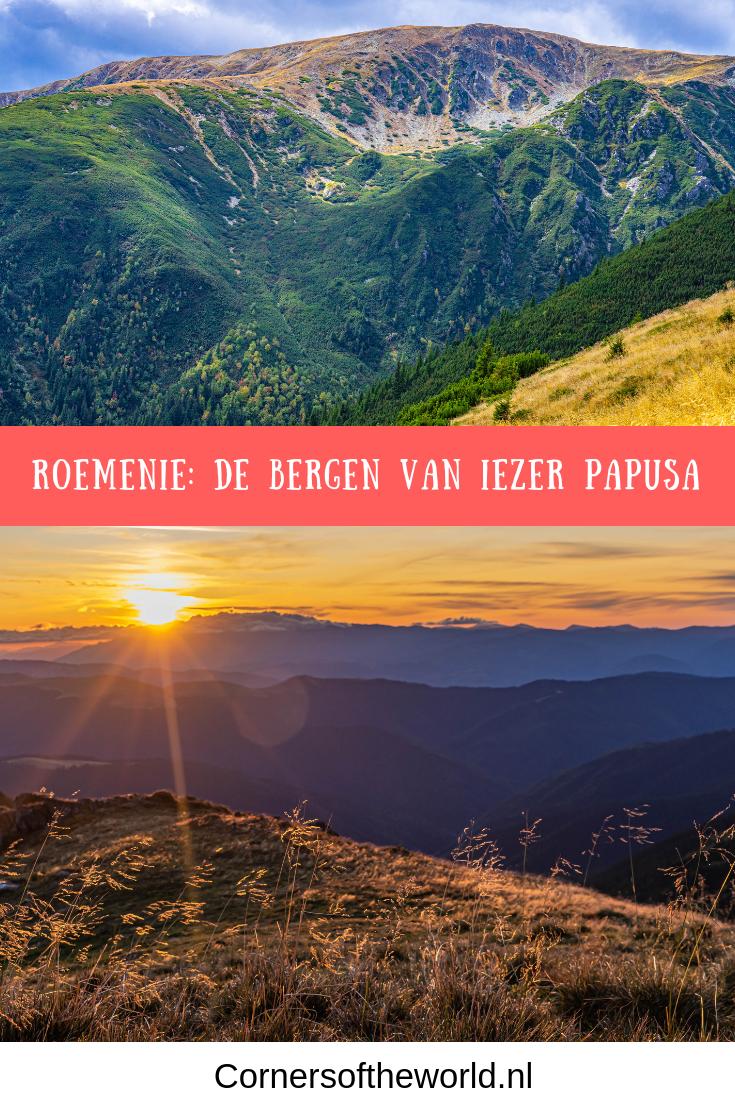 Nl Roemenie Hiken In De Bergen Van Iezer Păpușa Voor Echte Avonturiers Roemenie Bergen Reizen
