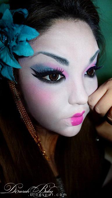Halloween Makeup Looks by You Girls! - Socialite Dreams Blog ...